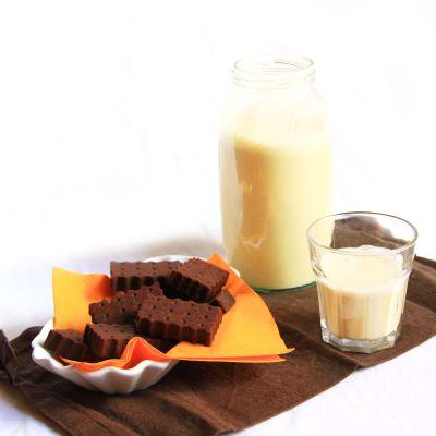 Rauwe cacaokoekjes