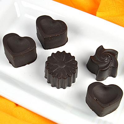 Rauwe Chocolade Bonbons