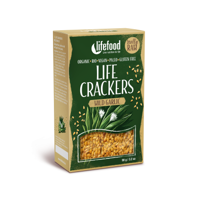 Life Crackers Daslook RAW & BIO