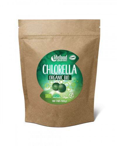 Chlorella RAW & BIO