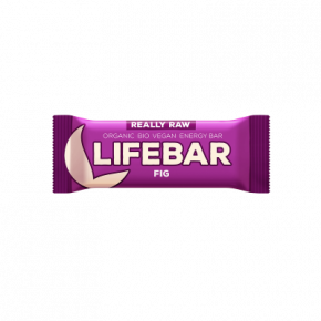 Lifebar Energiereep Vijg RAW & BIO