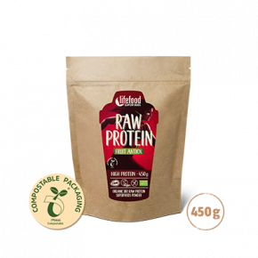 Superfood Proteïnepoeder Fruit Antiox RAW & BIO 450 g
