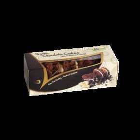 Cashew-creme Chocolade Koekjes RAW & BIO