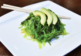 Kelp algen – een natuurlijk bron van jodium