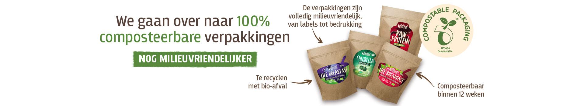 Composteerbare-verpakkingen